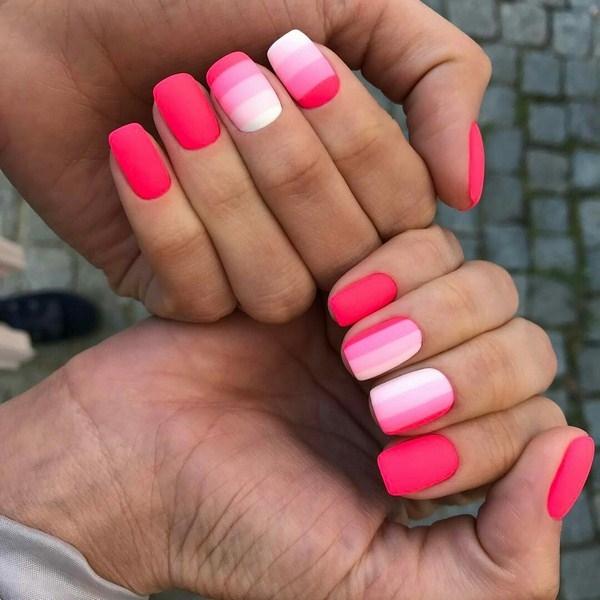 Стильный маникюр: ТОП-20 дизайнов ногтей на лето - фото №3