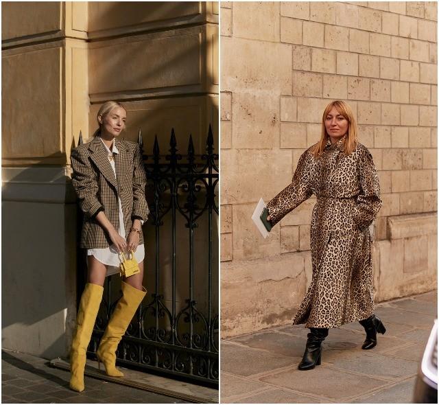 Стритстайл на Неделе высокой моды в Париже: как носить кутюр каждый день - фото №6